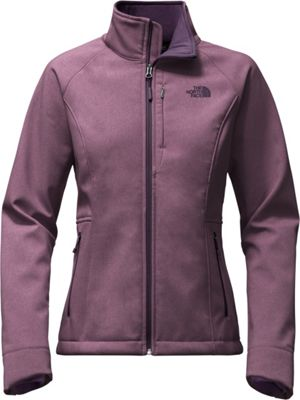 The North Face Womens Apex Bionic 2 Jacket S - Black Plum Heather - The North Face Women's Apparel
