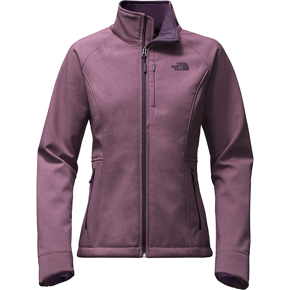 The North Face Womens Apex Bionic 2 Jacket S - Black Plum Heather - The North Face Womens Apparel - Apparel & Footwear, Women's Apparel