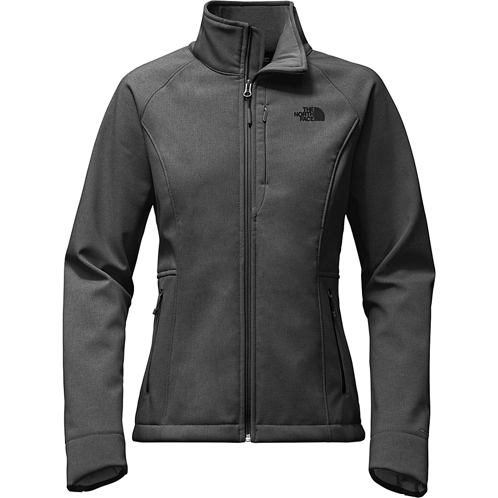 The North Face Womens Apex Bionic 2 Jacket XS - Tnf Dark Grey Heather - The North Face Womens Apparel - Apparel & Footwear, Women's Apparel