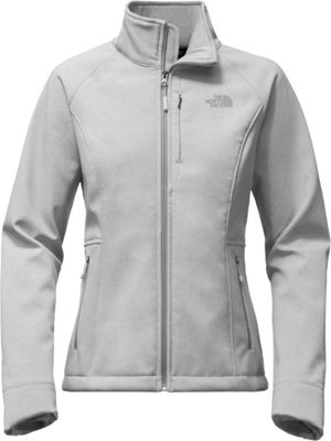 The North Face Womens Apex Bionic 2 Jacket L - TNF Light Grey Heather/Mid Grey - The North Face Women's Apparel