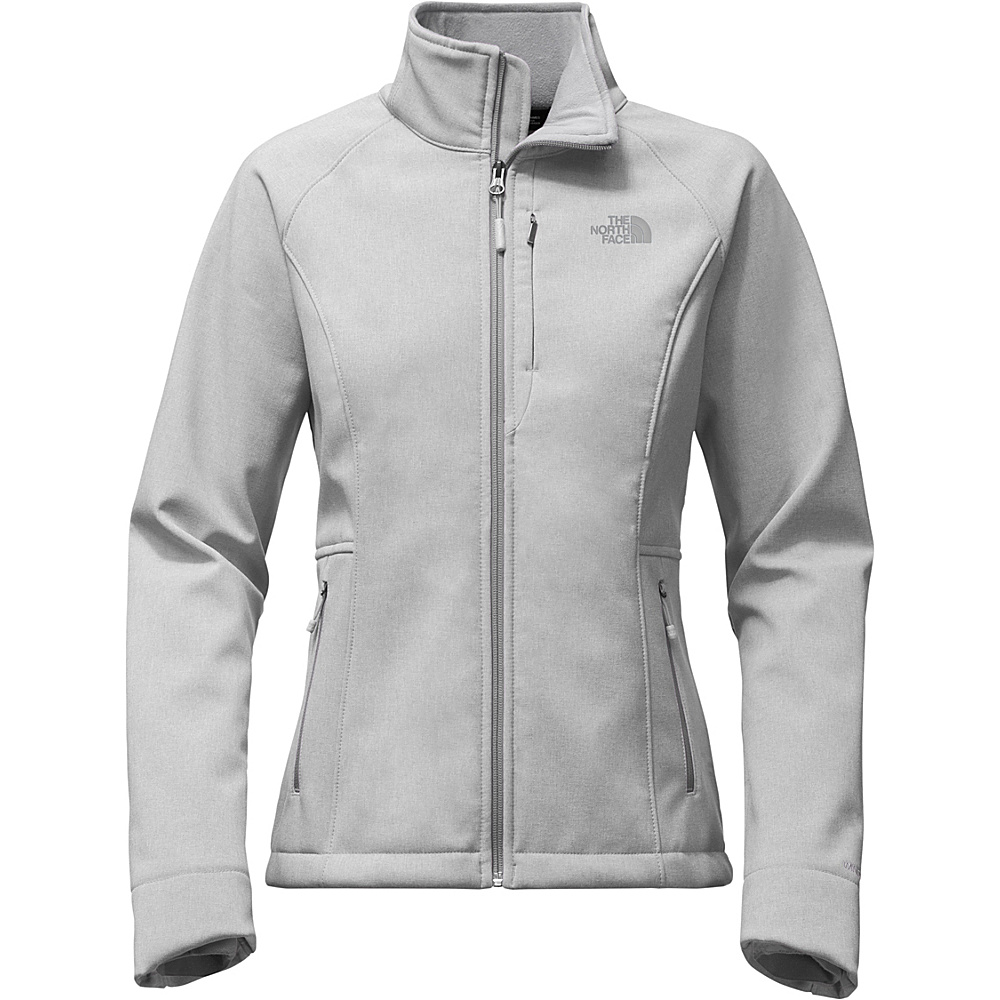 The North Face Womens Apex Bionic 2 Jacket M - TNF Light Grey Heather/Mid Grey - The North Face Womens Apparel - Apparel & Footwear, Women's Apparel
