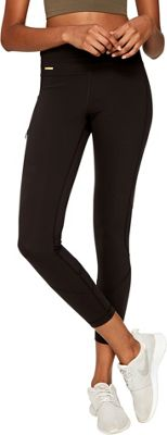 Lole Burst Leggings L - Black - Lole Women's Apparel 10610354