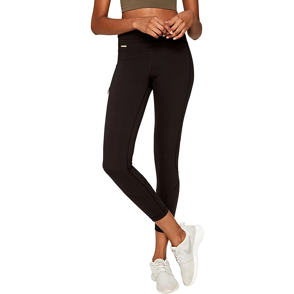 Lole Burst Leggings XS - Black - Lole Womens Apparel - Apparel & Footwear, Women's Apparel