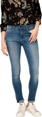 Lole Skinny - Long Jeans 2 - Mid Blue Wash Yoga Jeans - Lole Women's Apparel
