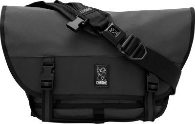 Chrome Industries Mini Metro Welterweight Messenger Charcoal/Black - Chrome Industries Messenger Bags