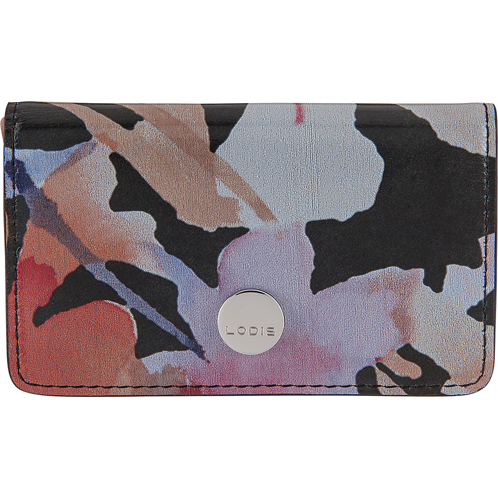 Lodis Romance RFID Mini Card Case Multi - Lodis Womens Wallets - Women's SLG, Women's Wallets