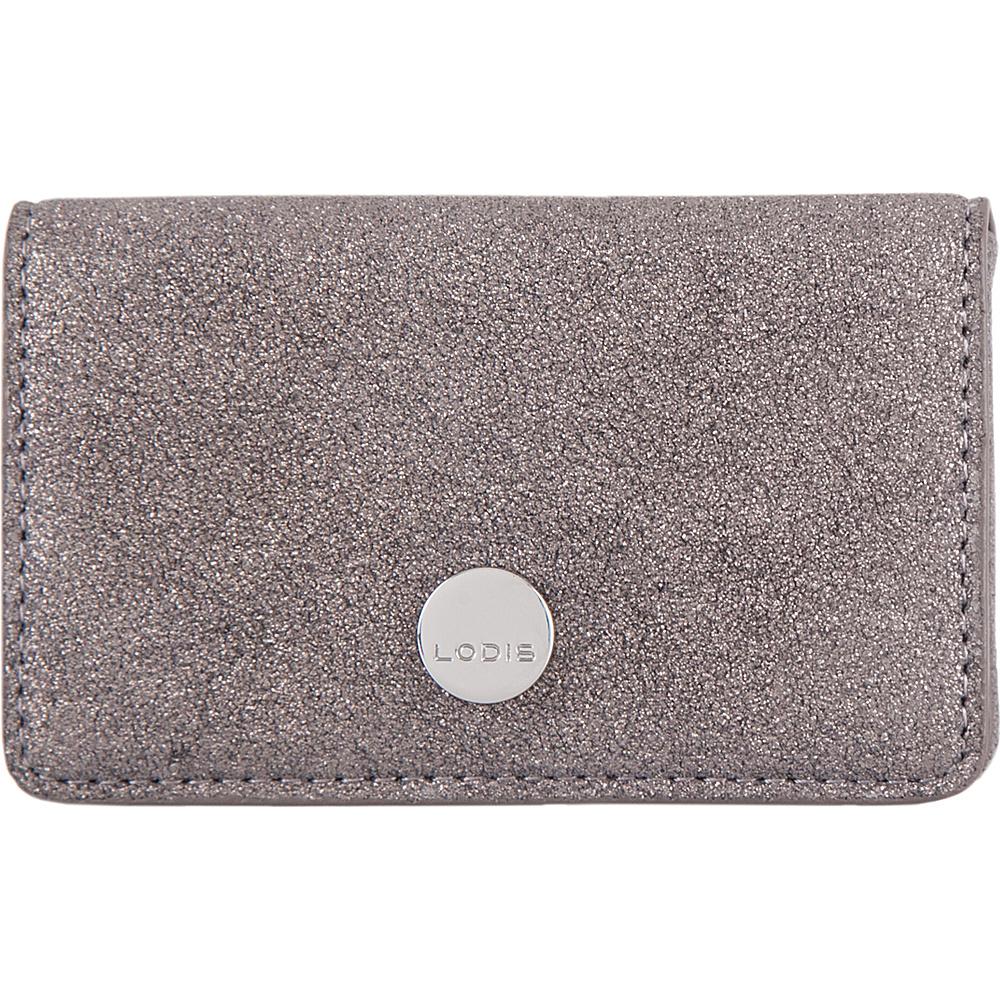 Lodis Romance RFID Mini Card Case Storm - Lodis Womens Wallets - Women's SLG, Women's Wallets