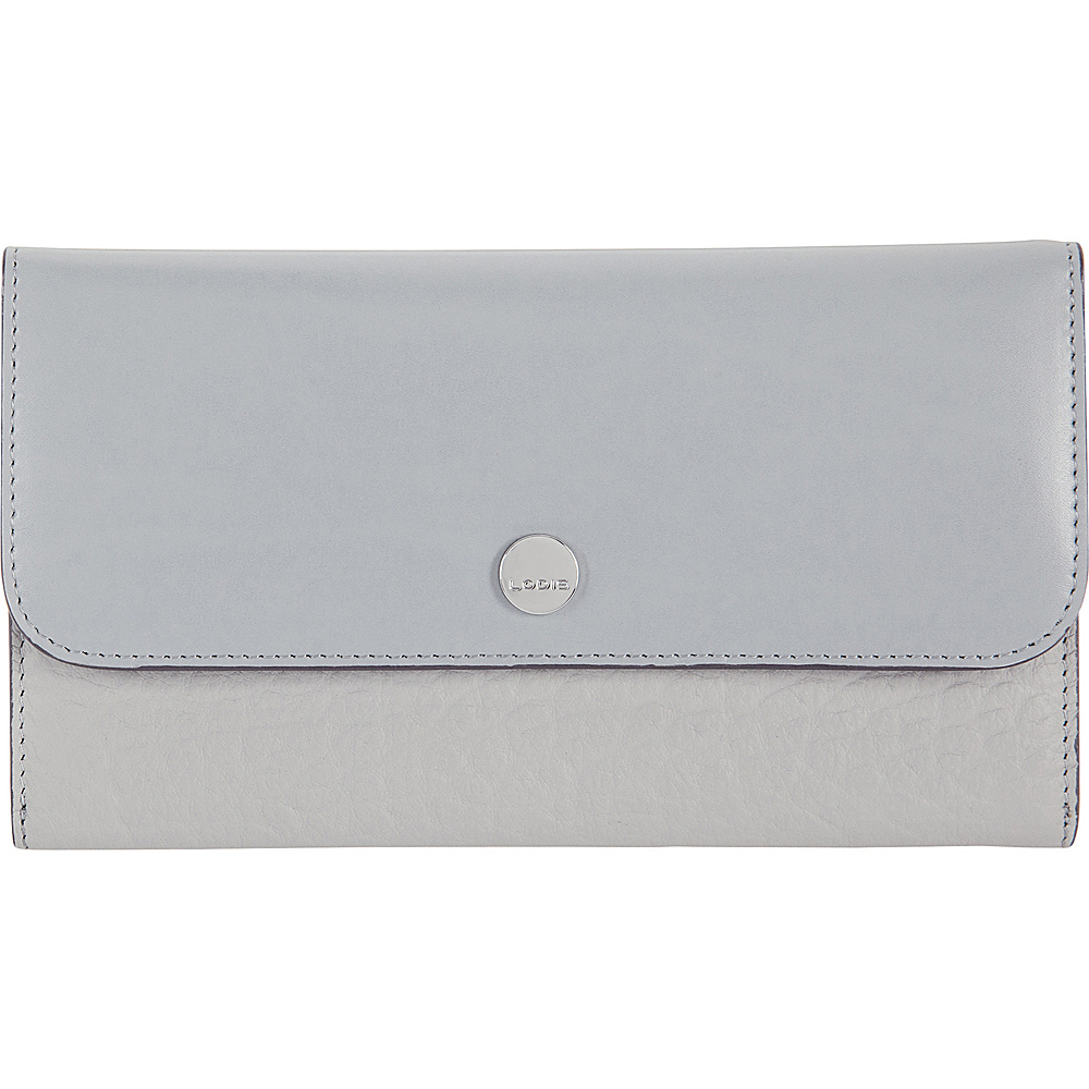 Lodis In The Mix RFID Luna Clutch Wallet Cement - Lodis Womens Wallets - Women's SLG, Women's Wallets