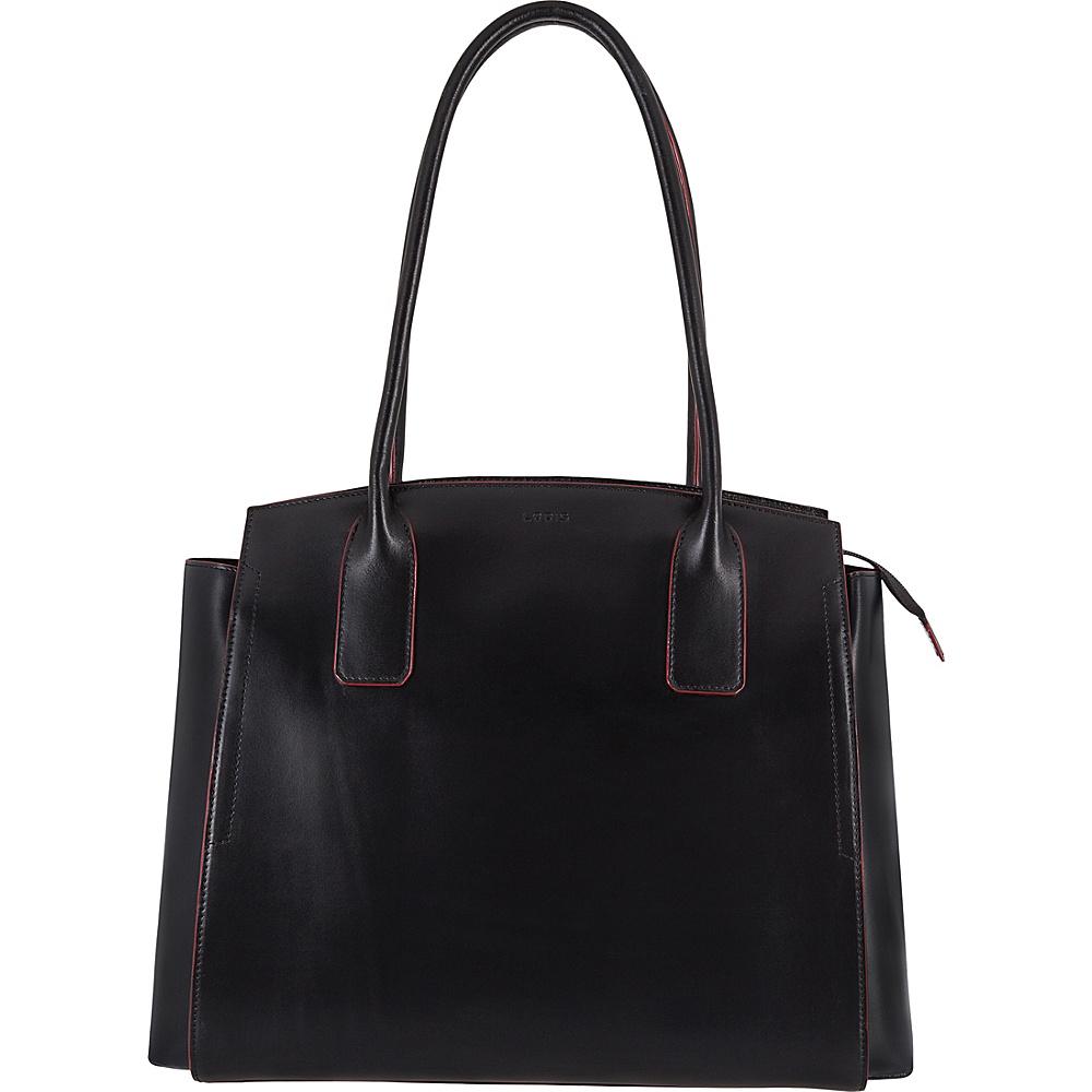 Lodis Audrey RFID Zola Tote Black - Lodis Leather Handbags - Handbags, Leather Handbags