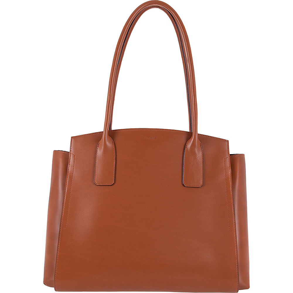Lodis Audrey RFID Zola Tote Toffee - Lodis Leather Handbags - Handbags, Leather Handbags