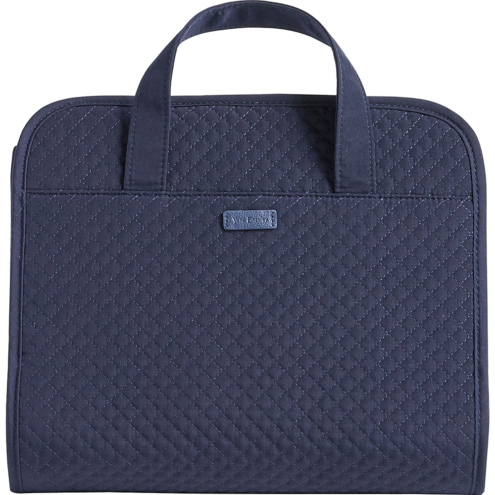 Vera Bradley Iconic Hanging Travel Organizer Classic Navy - Vera Bradley Toiletry Kits - Travel Accessories, Toiletry Kits