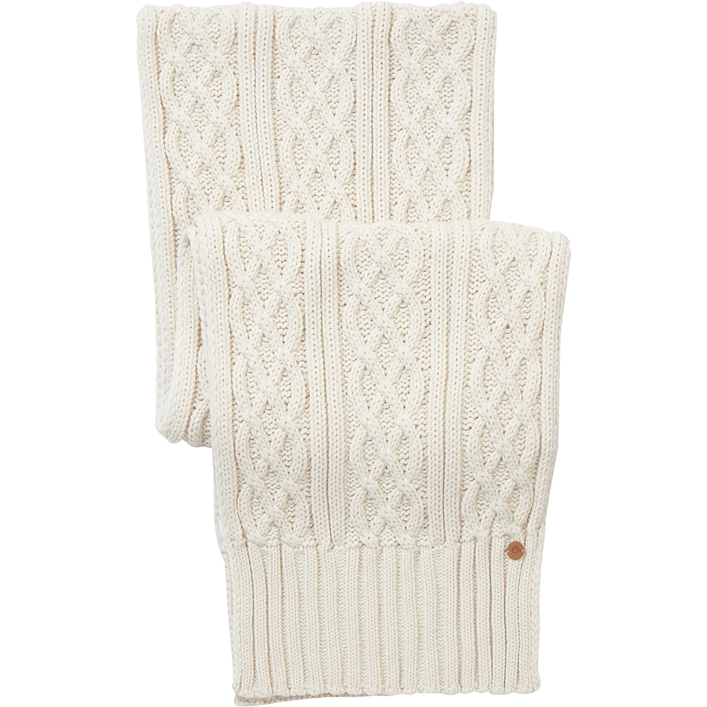 Craghoppers Unisex Dolan Knit Scarf Calico - Craghoppers Hats/Gloves/Scarves - Fashion Accessories, Hats/Gloves/Scarves