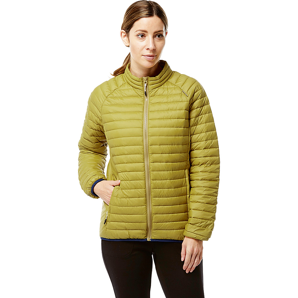 Craghoppers Venta Lite II Jacket 10 - Winter Sulphur - Craghoppers Womens Apparel - Apparel & Footwear, Women's Apparel