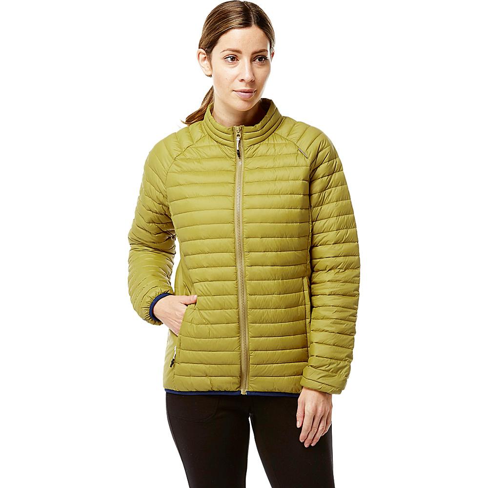 Craghoppers Venta Lite II Jacket 4 - Winter Sulphur - Craghoppers Womens Apparel - Apparel & Footwear, Women's Apparel
