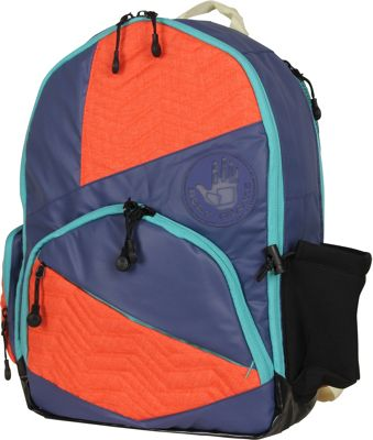 BODY GLOVE Long Lat Mayette Backpack Blue Multi - BODY GLOVE Long Lat Everyday Backpacks