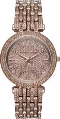 Michael Kors Watches Darci Watch Brown - Michael Kors Watches Watches