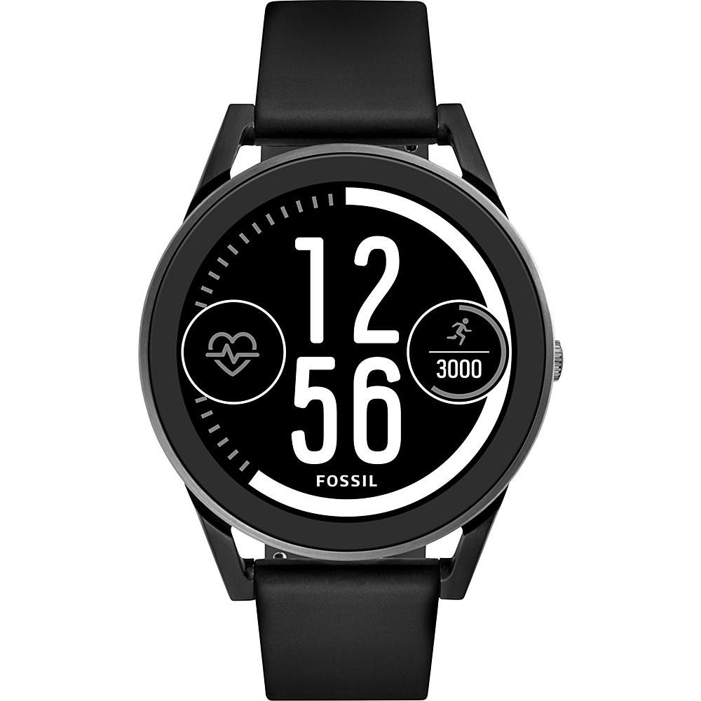 Fossil Gen 3 Sport Smartwatch - Q Control Black - Fossil Wearable Technology - Technology, Wearable Technology