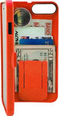 eyn case iPhone 7 Storage Wallet Case Flame - eyn case Electronic Cases
