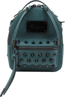Foley + Corinna Skyline Bandit Backpack Juniper - Foley + Corinna Manmade Handbags