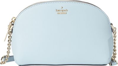 kate spade new york Cameron Street Hilli Crossbody Shimmer Blue - kate spade new york Designer Handbags