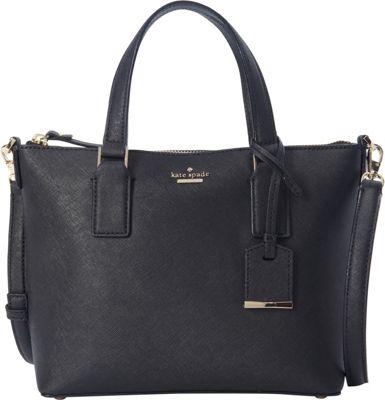 kate spade new york Cameron Street Lucie Crossbody Black - kate spade new york Designer Handbags