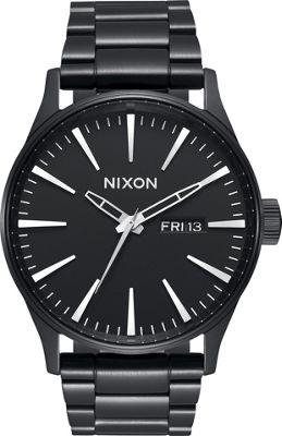 Nixon Sentry SS Watch All Black - Nixon Watches