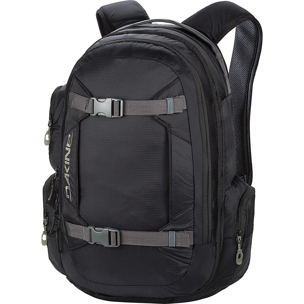 DAKINE Mission Photo 25L Camera Backpack Black - DAKINE Camera Accessories - Technology, Camera Accessories