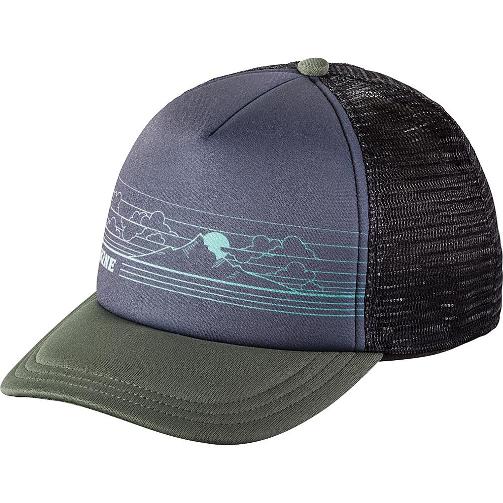 DAKINE Cloudscape Trucker Hat One Size - Balsam Green - DAKINE Hats/Gloves/Scarves - Fashion Accessories, Hats/Gloves/Scarves