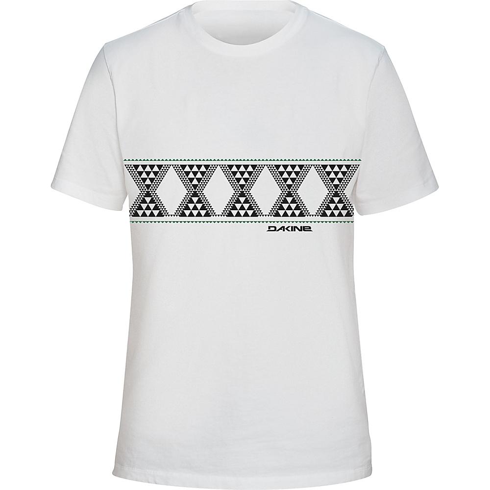 DAKINE Mens Kapa Hawaii T-Shirt M - White - DAKINE Mens Apparel - Apparel & Footwear, Men's Apparel