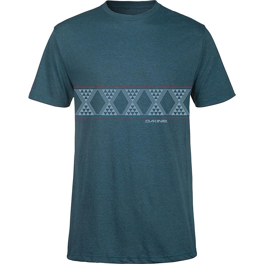 DAKINE Mens Kapa Hawaii T-Shirt XL - Navy Heather - DAKINE Mens Apparel - Apparel & Footwear, Men's Apparel