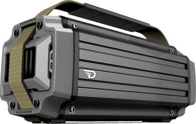 Dreamwave Tremor Bluetooth Speaker Gray/Green - Dreamwave Headphones & Speakers