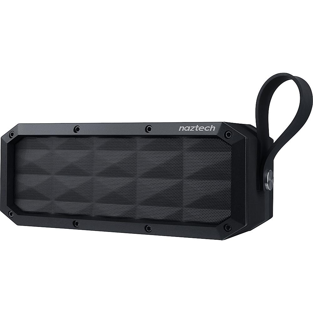 Naztech SoundBrick Wireless Speaker Black - Naztech Headphones & Speakers SoundBrick Wireless Speaker Black. Wireless Indoor/Outdoor Speaker