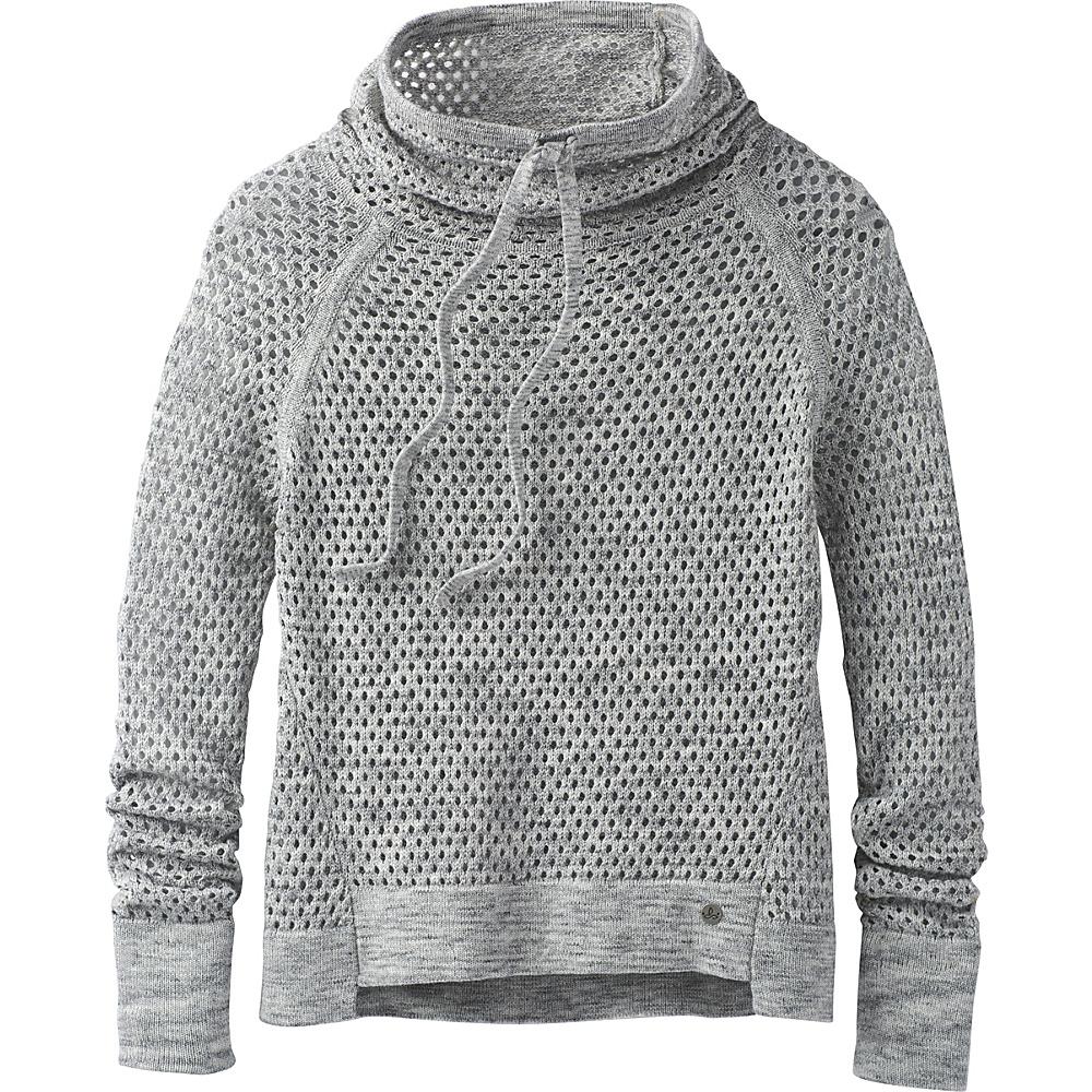 PrAna Translucent Sweater XS - Black - PrAna Womens Apparel - Apparel & Footwear, Women's Apparel