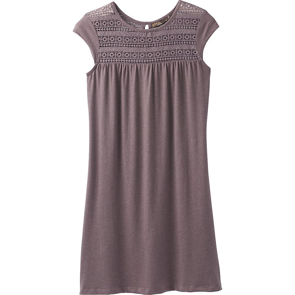 PrAna Day Dream Dress M - Volcanic Plum - PrAna Womens Apparel - Apparel & Footwear, Women's Apparel