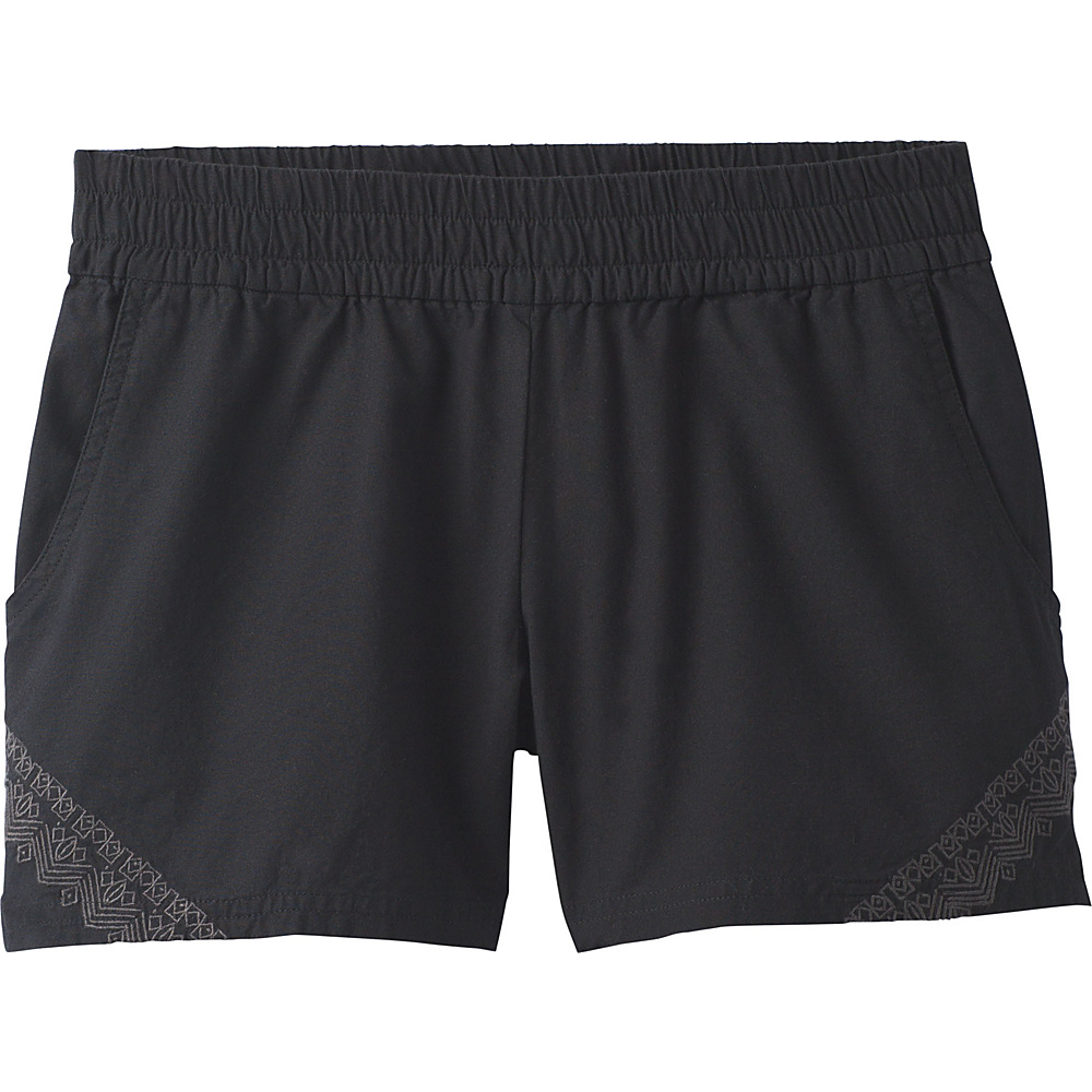 PrAna Hermione Short XL - Black - PrAna Womens Apparel - Apparel & Footwear, Women's Apparel
