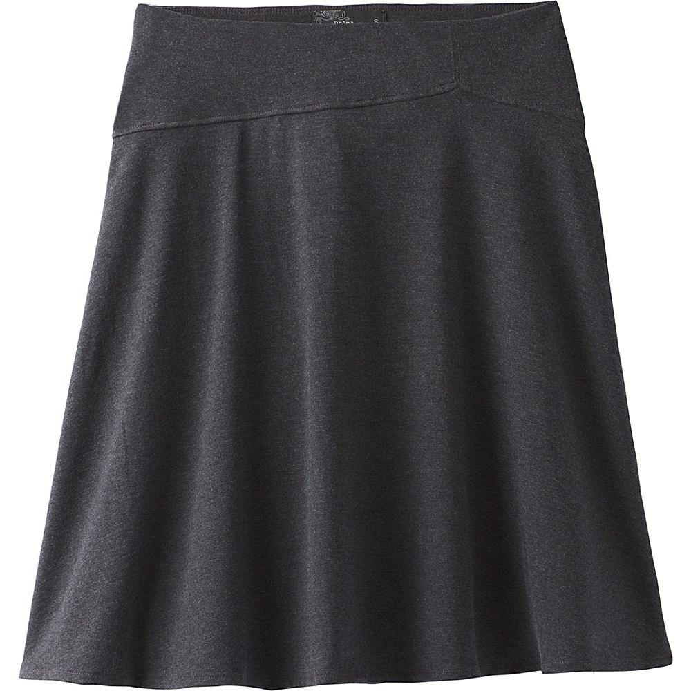 PrAna Camey Skirt M - Black - PrAna Womens Apparel - Apparel & Footwear, Women's Apparel