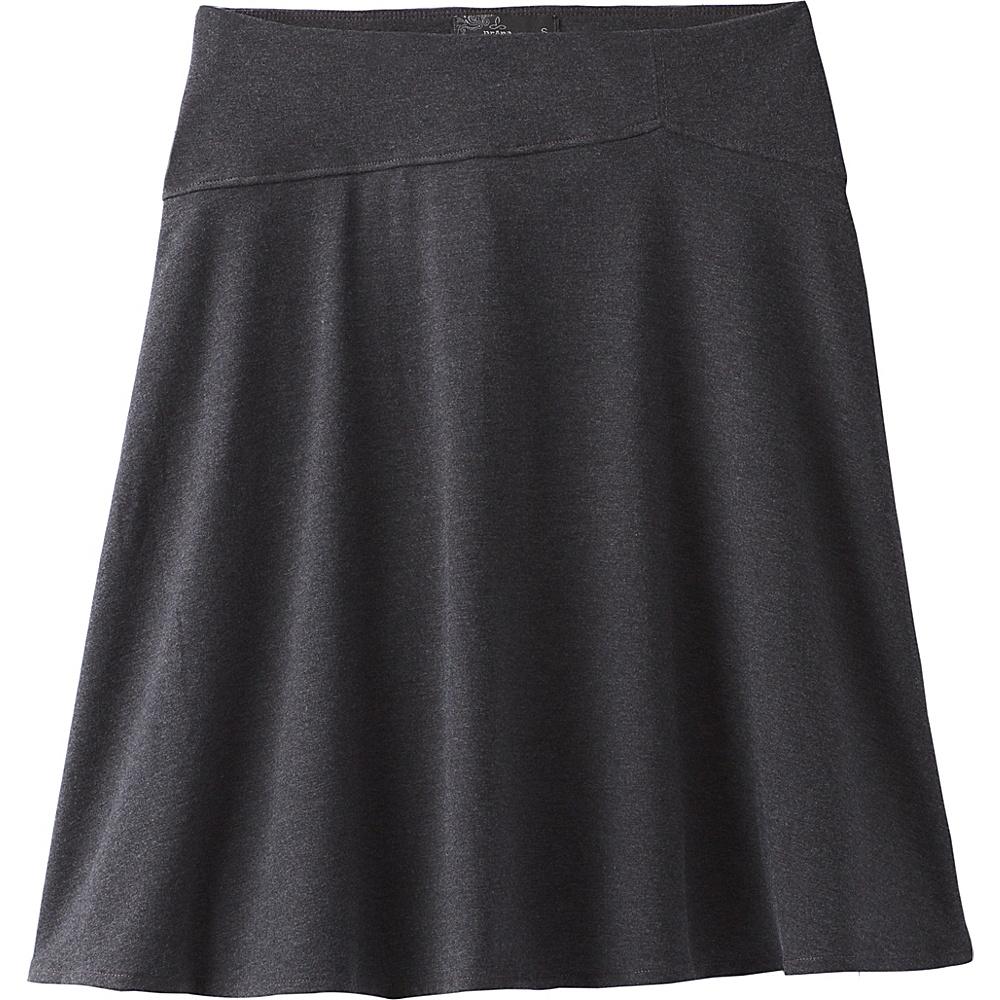 PrAna Camey Skirt S - Black - PrAna Womens Apparel - Apparel & Footwear, Women's Apparel