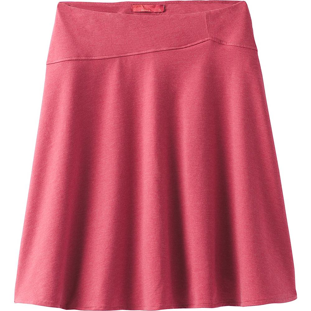 PrAna Camey Skirt XL - Crushed Cran - PrAna Womens Apparel - Apparel & Footwear, Women's Apparel