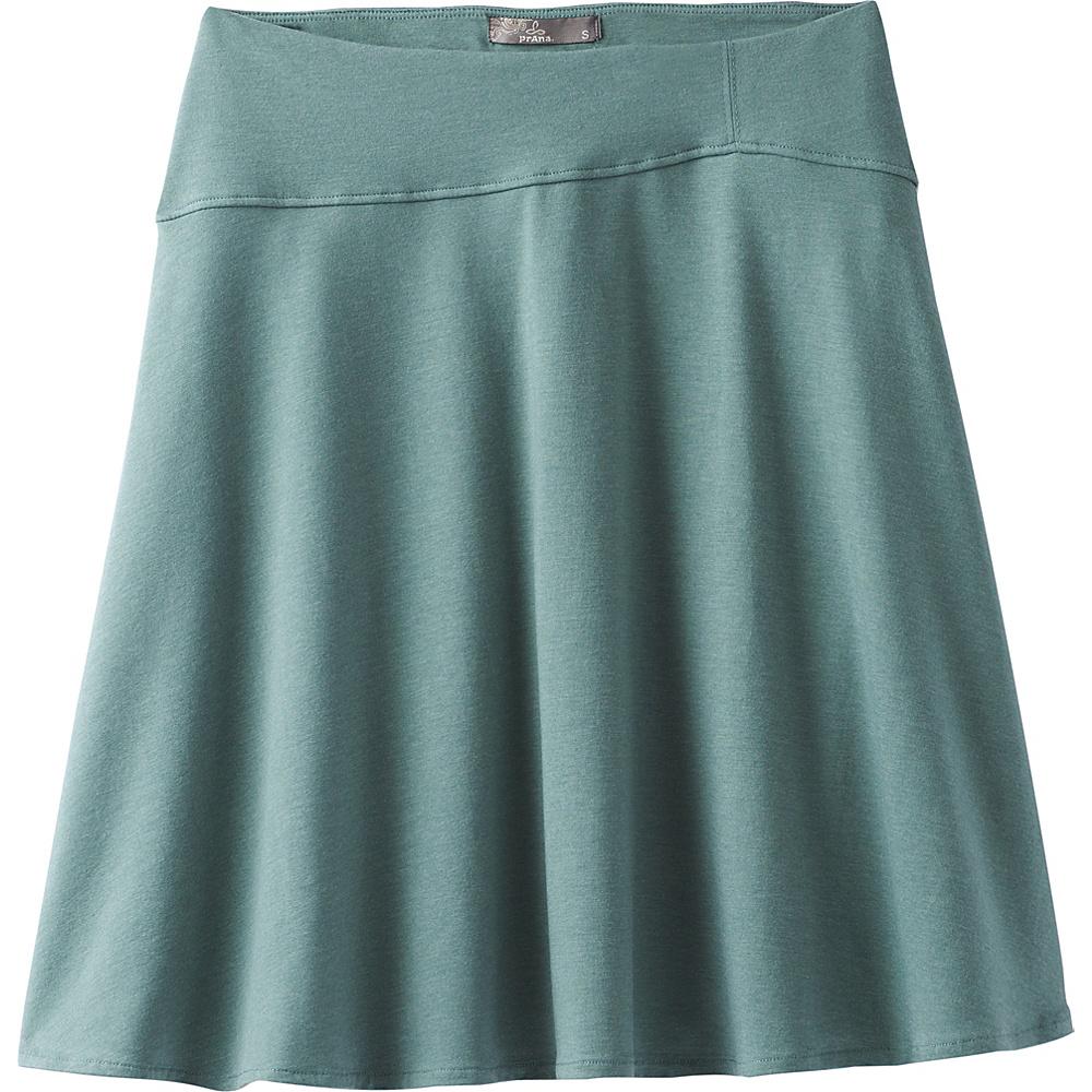 PrAna Camey Skirt XS - Starling Green - PrAna Womens Apparel - Apparel & Footwear, Women's Apparel