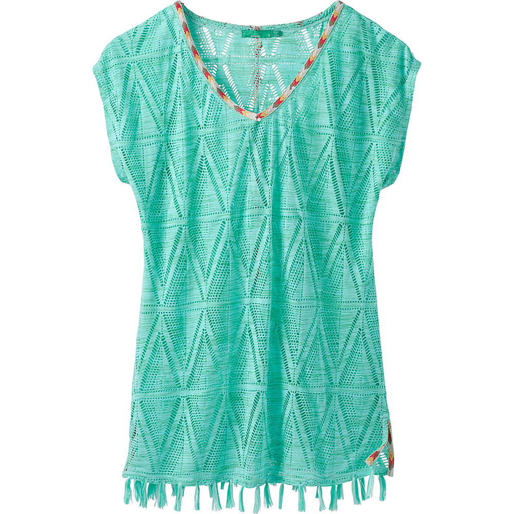 PrAna Seabrooke Tunic XS - Succulent Green - PrAna Womens Apparel - Apparel & Footwear, Women's Apparel
