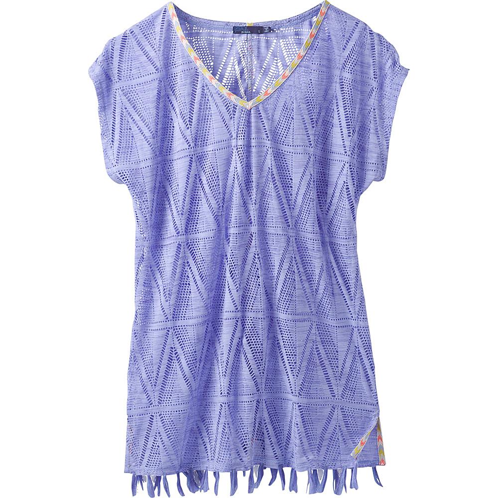 PrAna Seabrooke Tunic XS - Wildflower Purple - PrAna Womens Apparel - Apparel & Footwear, Women's Apparel