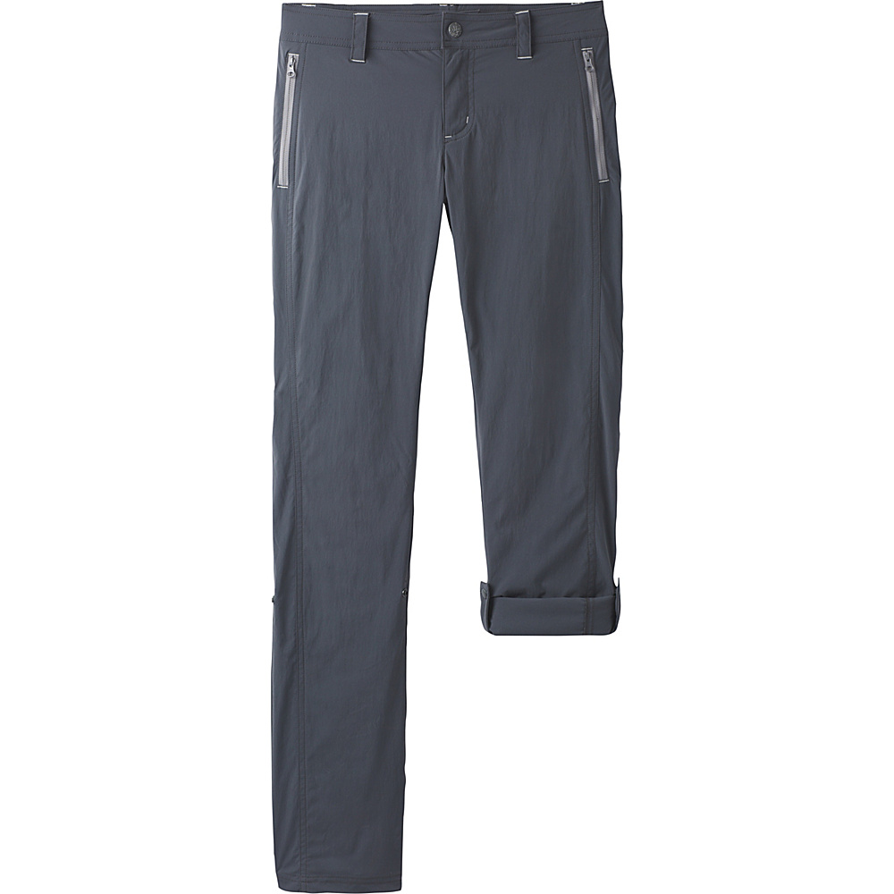 PrAna Aria Pant 0 - Regular - Coal - PrAna Womens Apparel - Apparel & Footwear, Women's Apparel