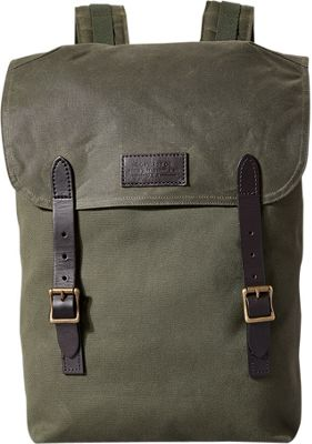 Filson Ranger Backpack Otter Green - Filson Laptop Backpacks