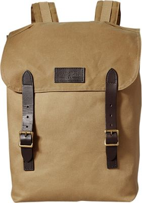 Filson Ranger Backpack Dark Tan - Filson Laptop Backpacks