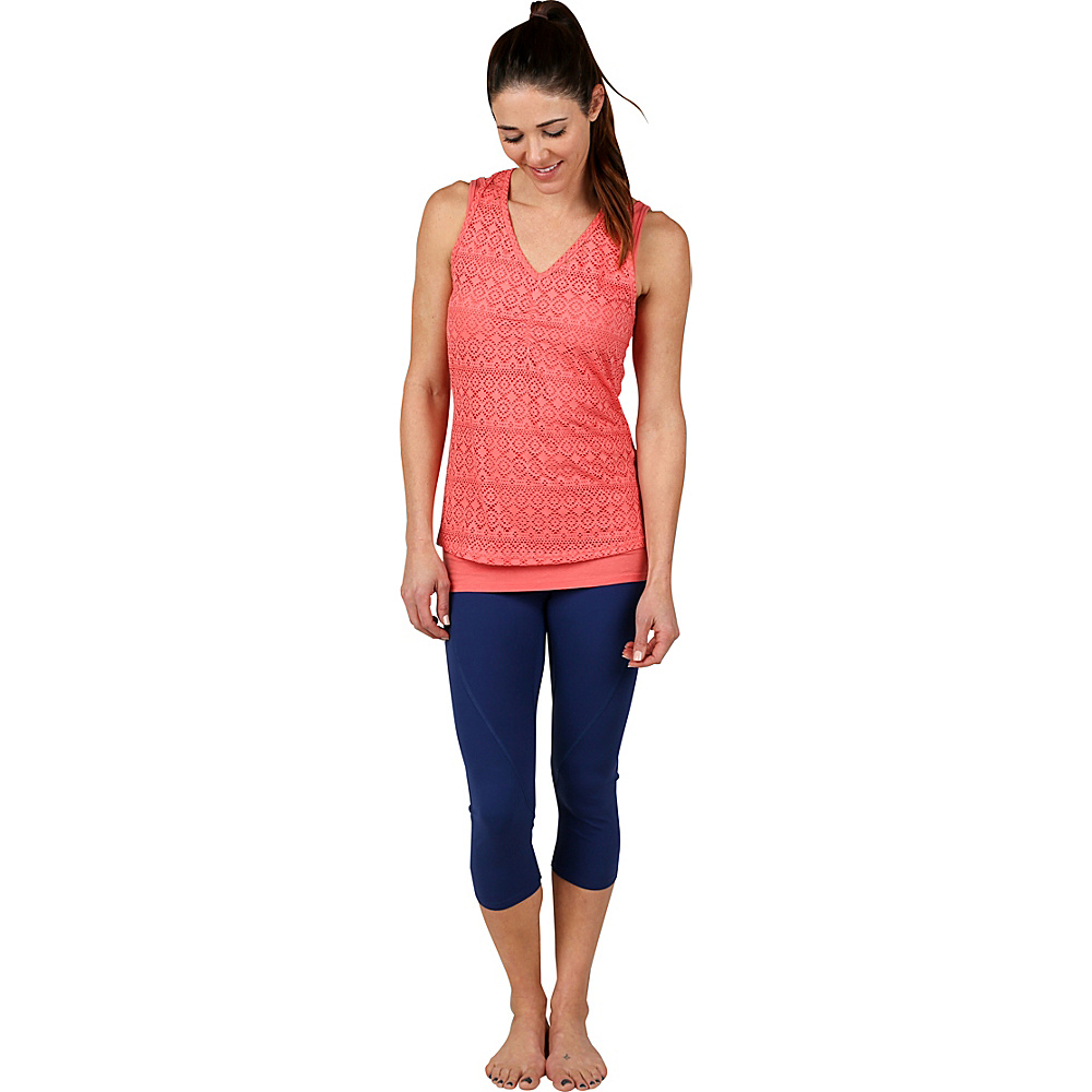 Soybu Whirl Tank XS - Coral Fresca - Soybu Womens Apparel - Apparel & Footwear, Women's Apparel