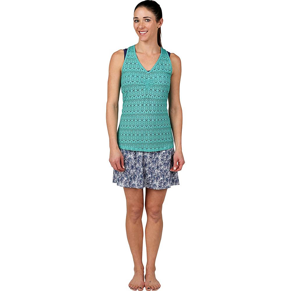 Soybu Whirl Tank XL - Seagrass - Soybu Womens Apparel - Apparel & Footwear, Women's Apparel