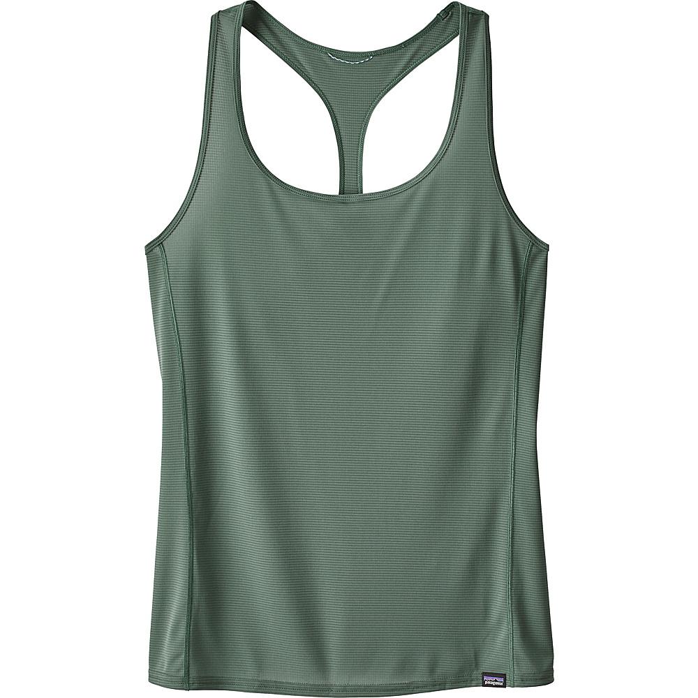 Patagonia Womens Cap LW Tank XL - Pesto - Patagonia Womens Apparel - Apparel & Footwear, Women's Apparel