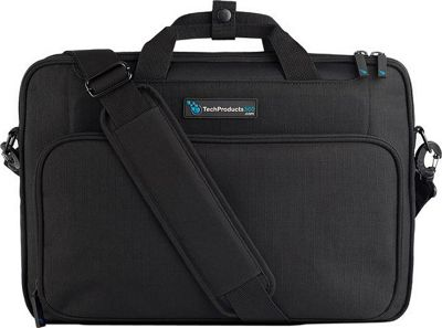 TechProducts 360 Vault 12 inch Case Black - TechProducts 360 Messenger Bags