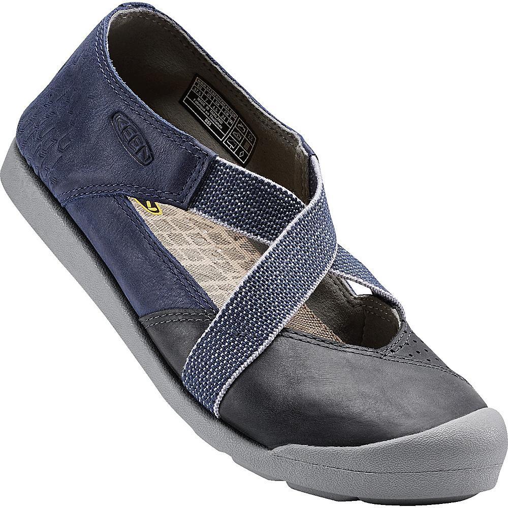 KEEN Womens Lower East Side MJ 9 - Marine/Bluette - KEEN Womens Footwear - Apparel & Footwear, Women's Footwear