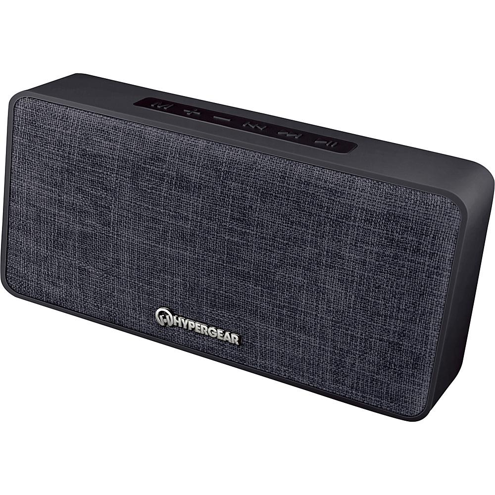 HyperGear FABRIX Wireless Speaker Black - HyperGear Headphones & Speakers FABRIX Wireless Speaker Black. HyperGear FABRIX Wireless Speaker